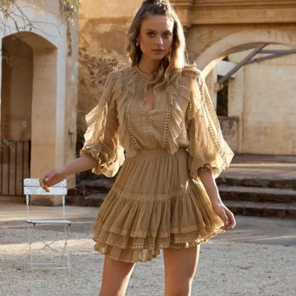Spell & The Gypsy Collective Dresses & Skirts - NWT Spell Grace Tulle Dress